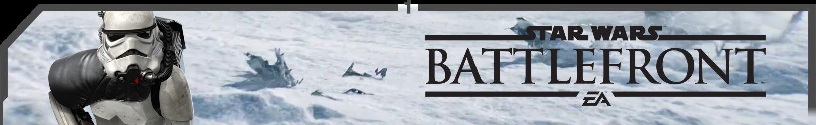 Bas 2016: Star Wars Battlefront