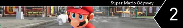 GPN Top 2017: Super Mario Odyssey