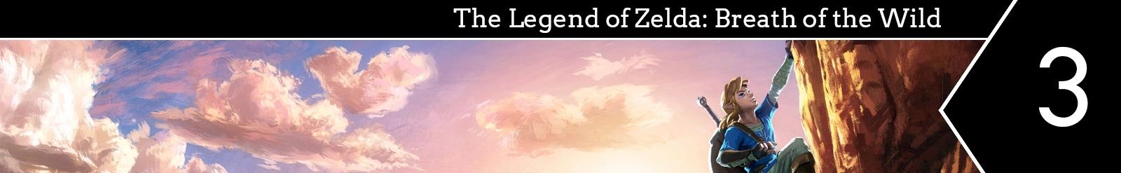 GPN Top 2017: The Legend of Zelda: Breath of the Wild