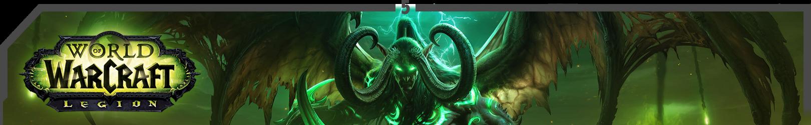 Bas 2016: World of Warcraft Legion