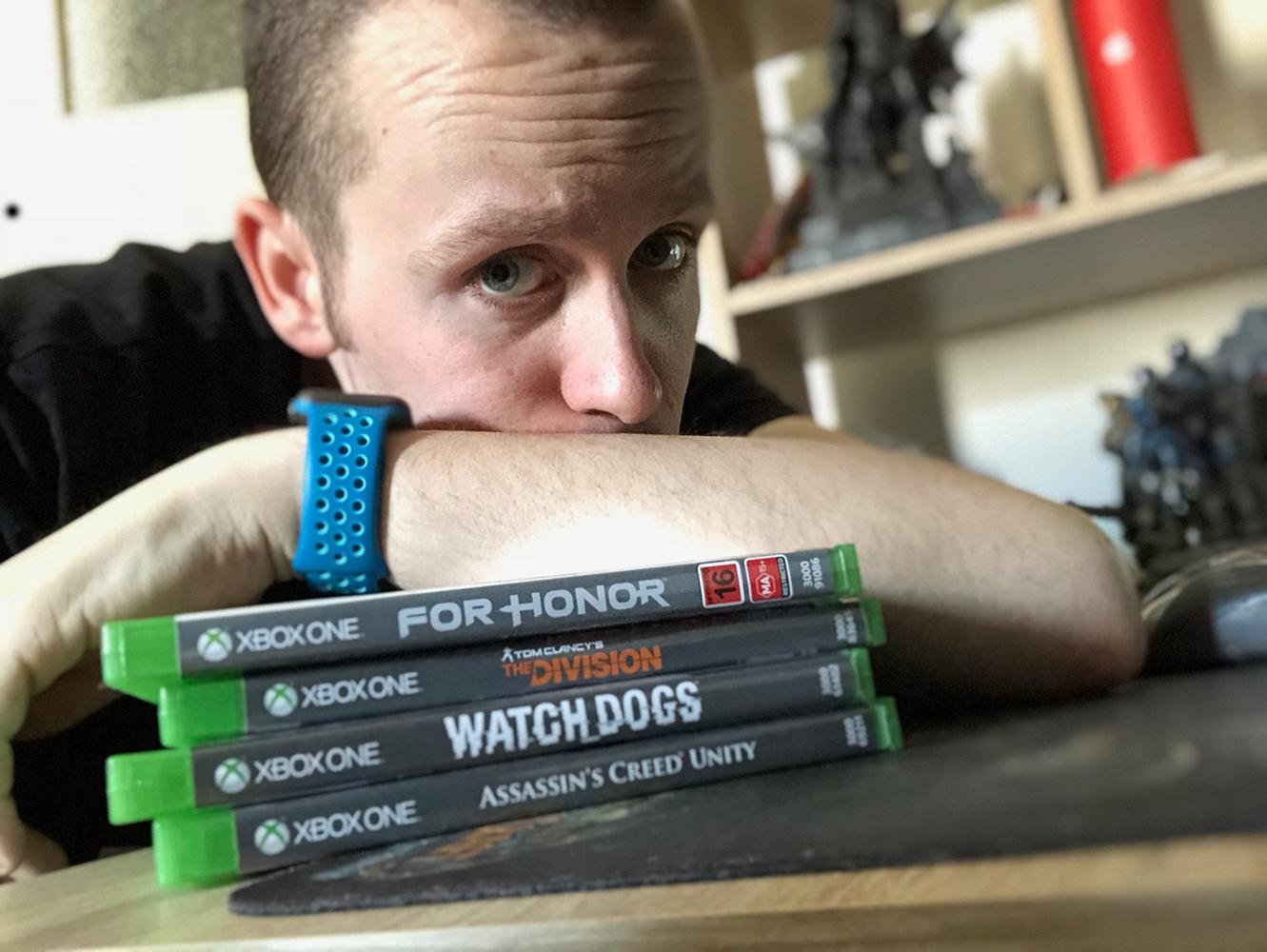 Bas E3 Ubisoft