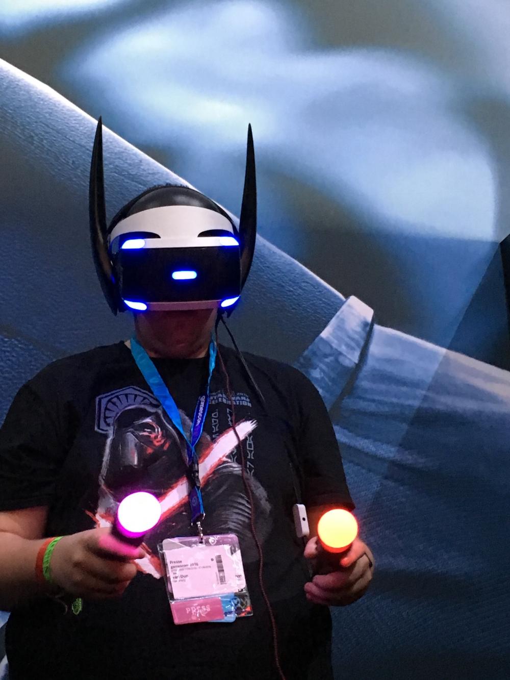 Batman Arkham VR Gamescom 2016