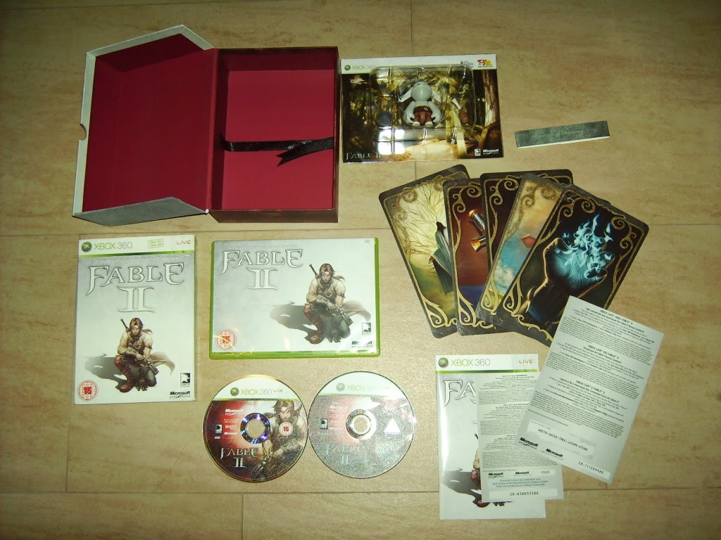 Fable 2 Collector's Edition
