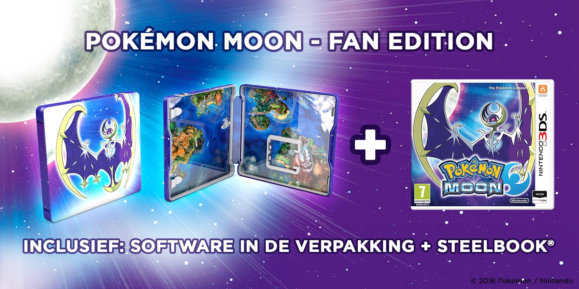 Fan Edition Pokemon Moon