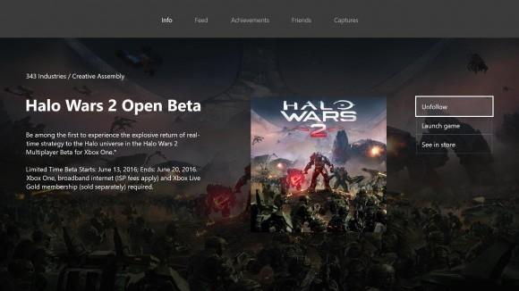 Halo Wars 2 mogelijk open beta