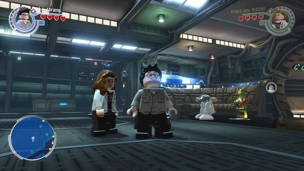 Lego Star Wars JJ