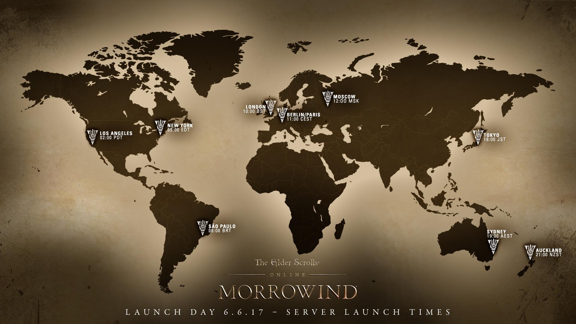 Morrowind Launch