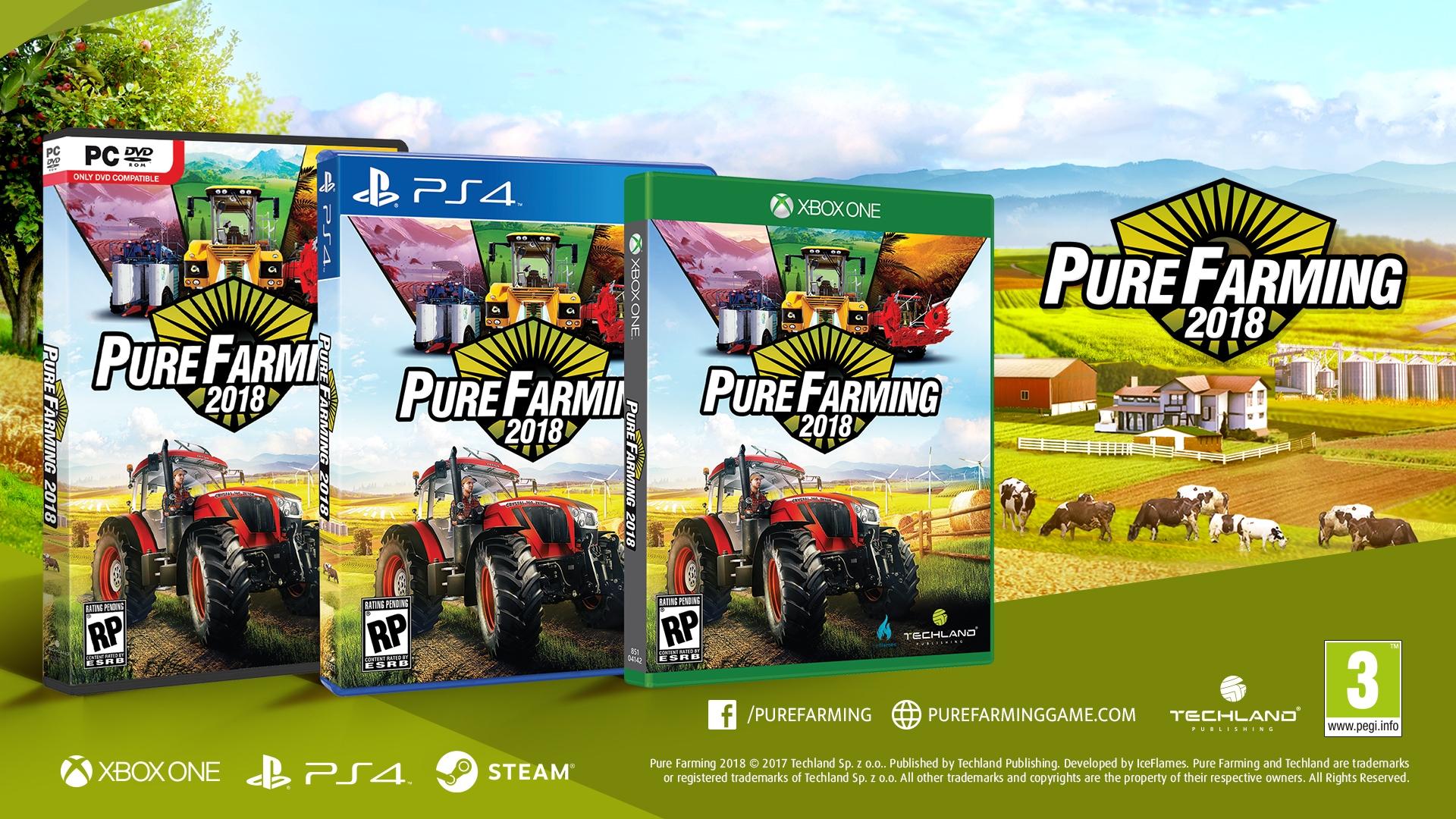 Pure Farming collectie