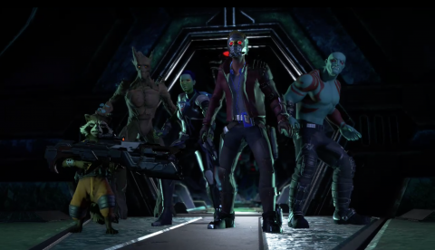 Marvel's Guardians of the Galaxy: The Telltale Series Episode V