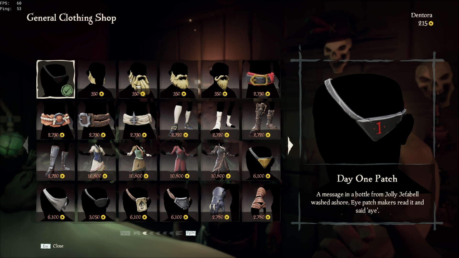 Sea of Thieves Day 1