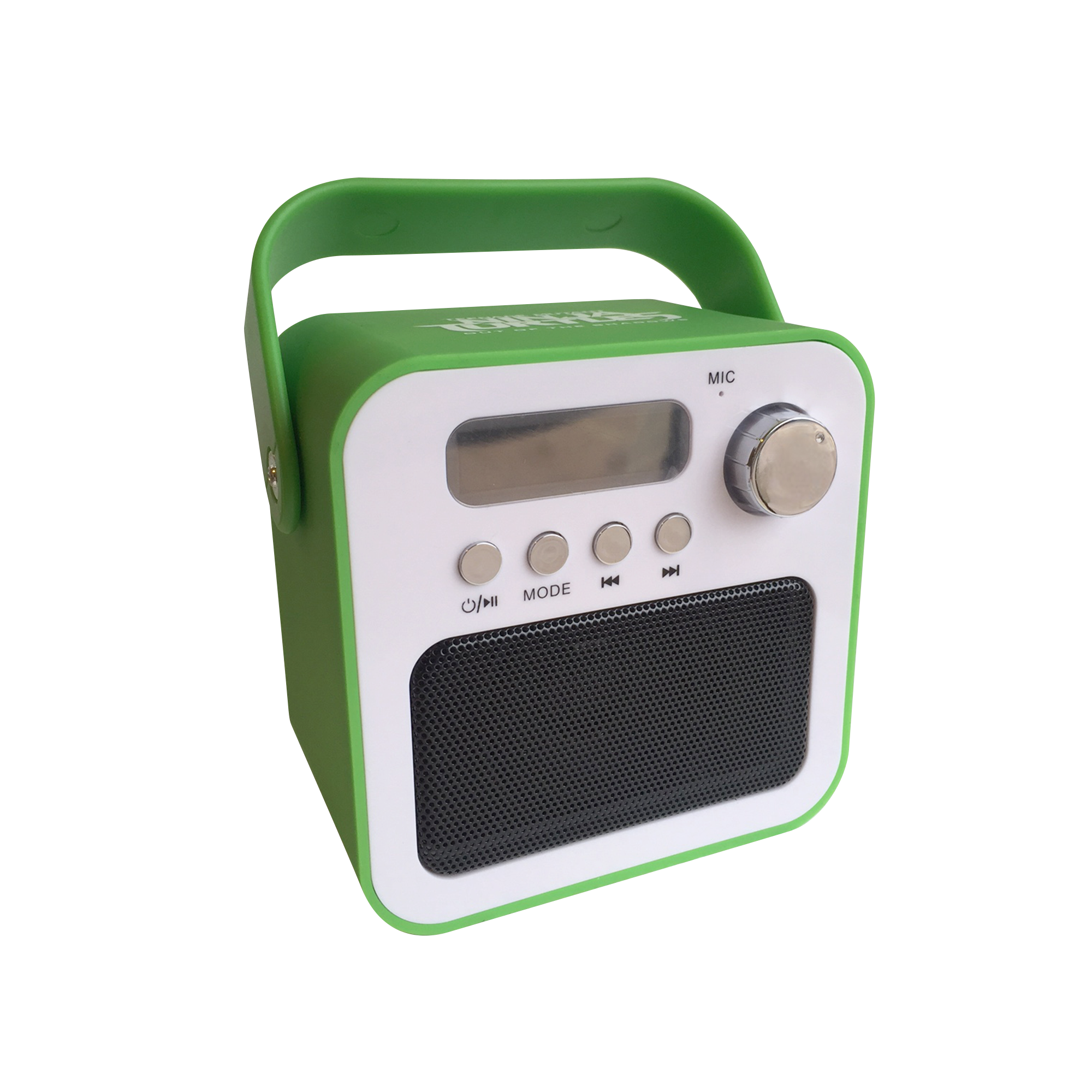 TMNT Boombox Speaker