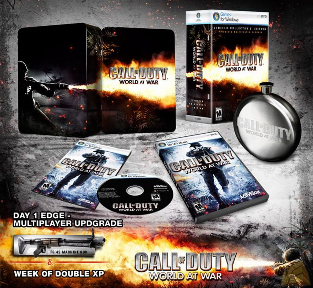 World at War Collector's Edition