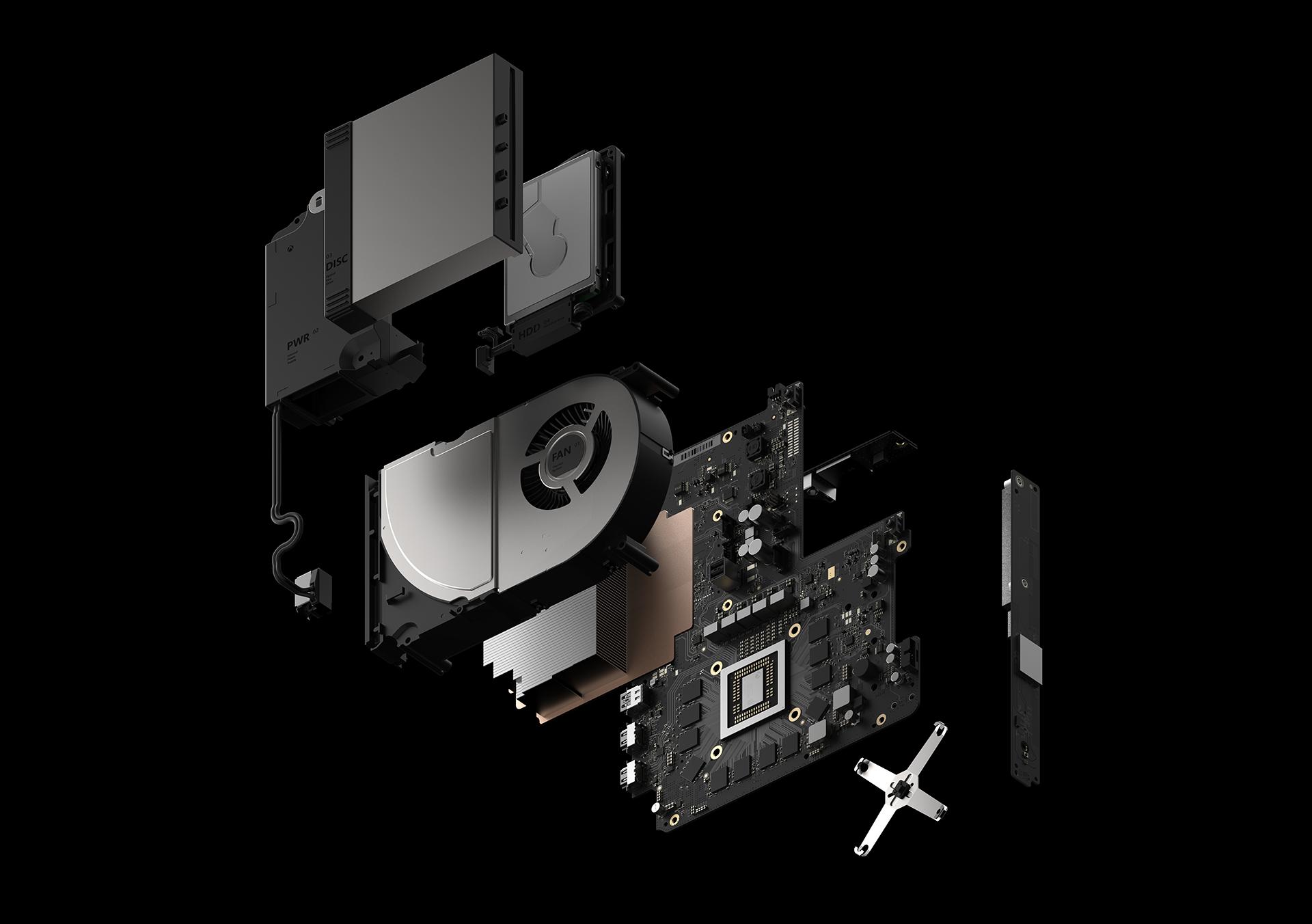 Xbox Scorpio 01