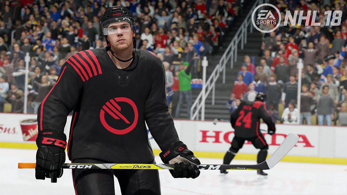 Star Wars Battlefront II: NHL 18