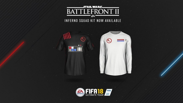 Star Wars Battlefront II: FIFA 18