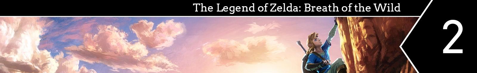 2_The Legend of Zelda- Breath of the Wild