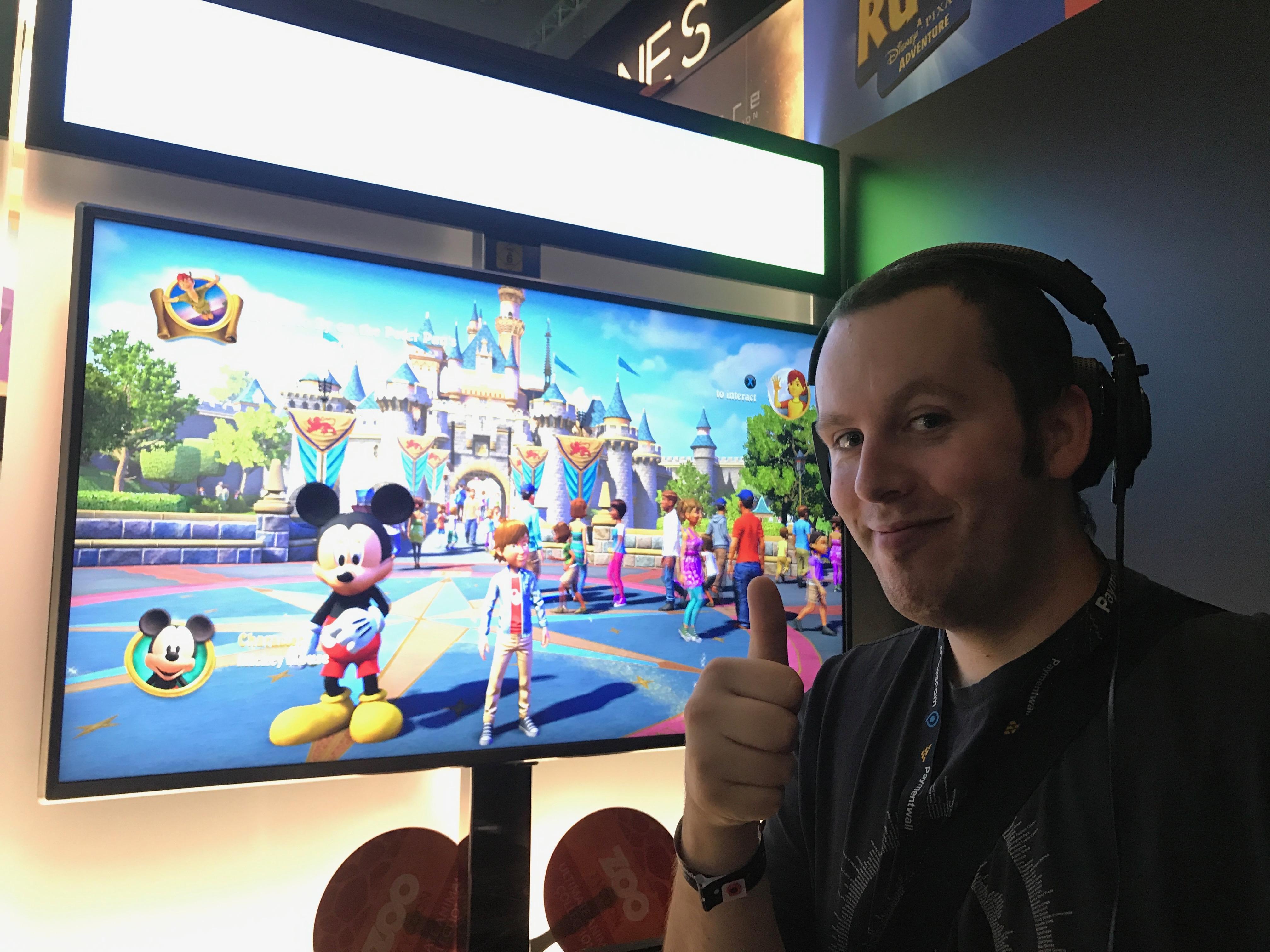 Bas Gamescom Disney