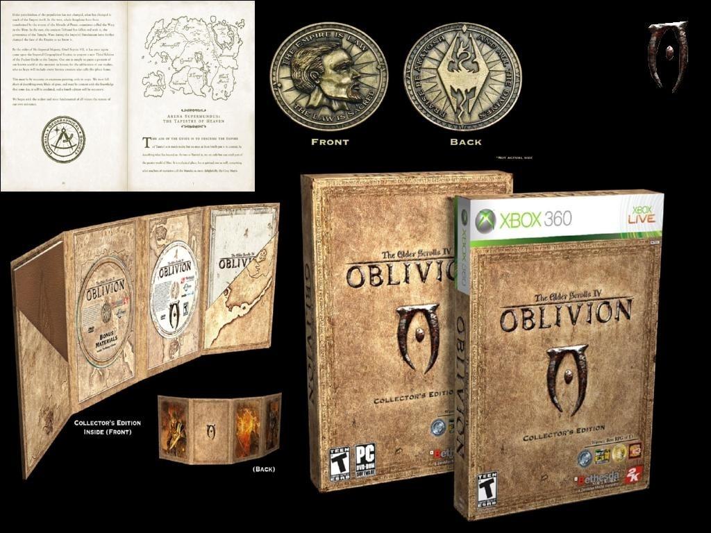 Oblivion Collector's Edition
