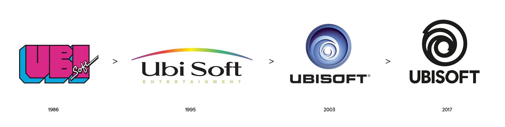 Ubisoft evolutie