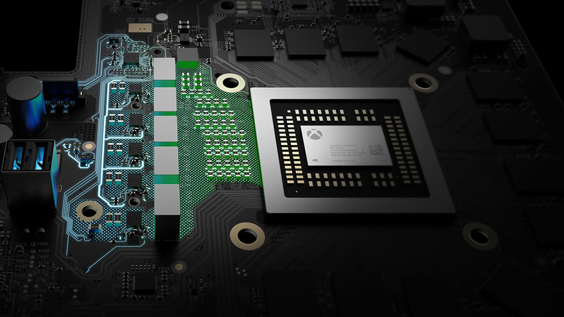 Xbox Scorpio 03