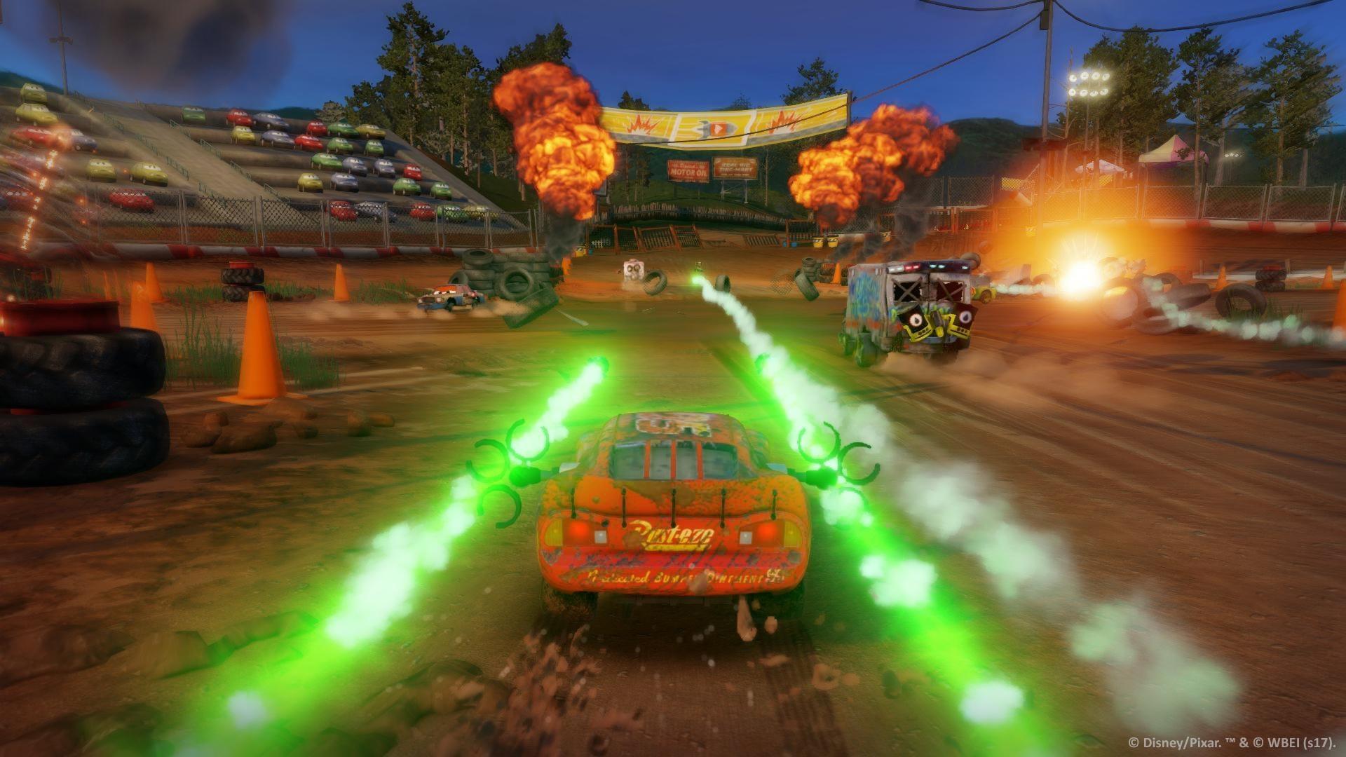 Cars 3: Vol gas voor de winst