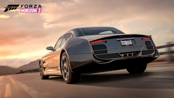 Forza Horizon 3: Final Fantaxy XV's Regalia
