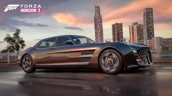 Forza Horizon 3: Final Fantaxy XV's Regalia