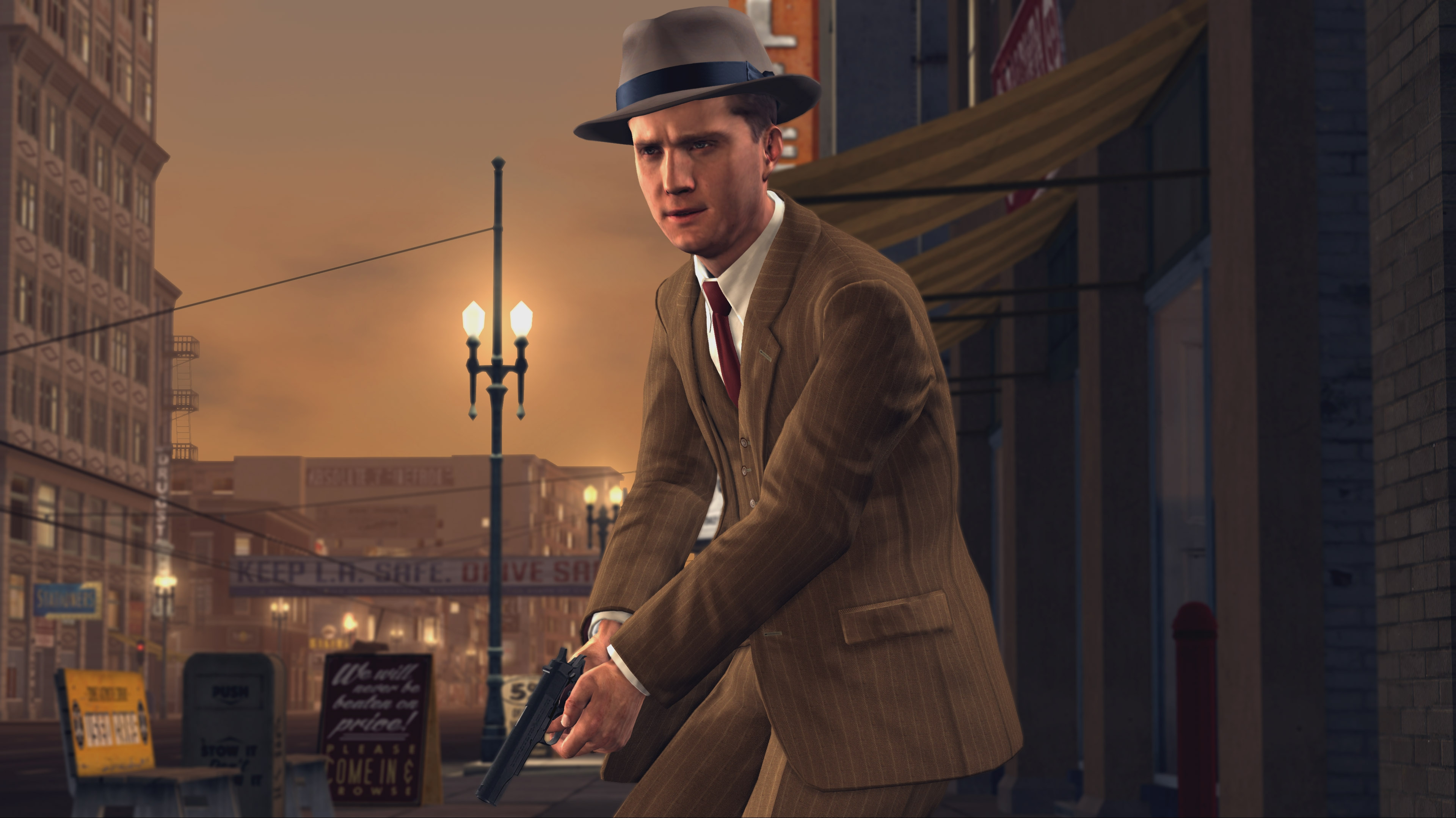 L.A. Noire: PlayStation 4