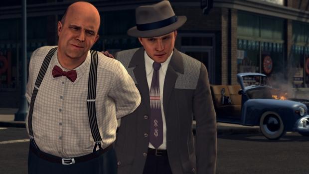 L.A. Noire: Nintendo Switch