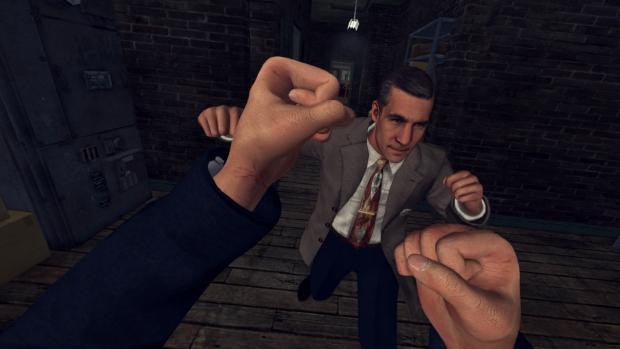 L.A. Noire: VR