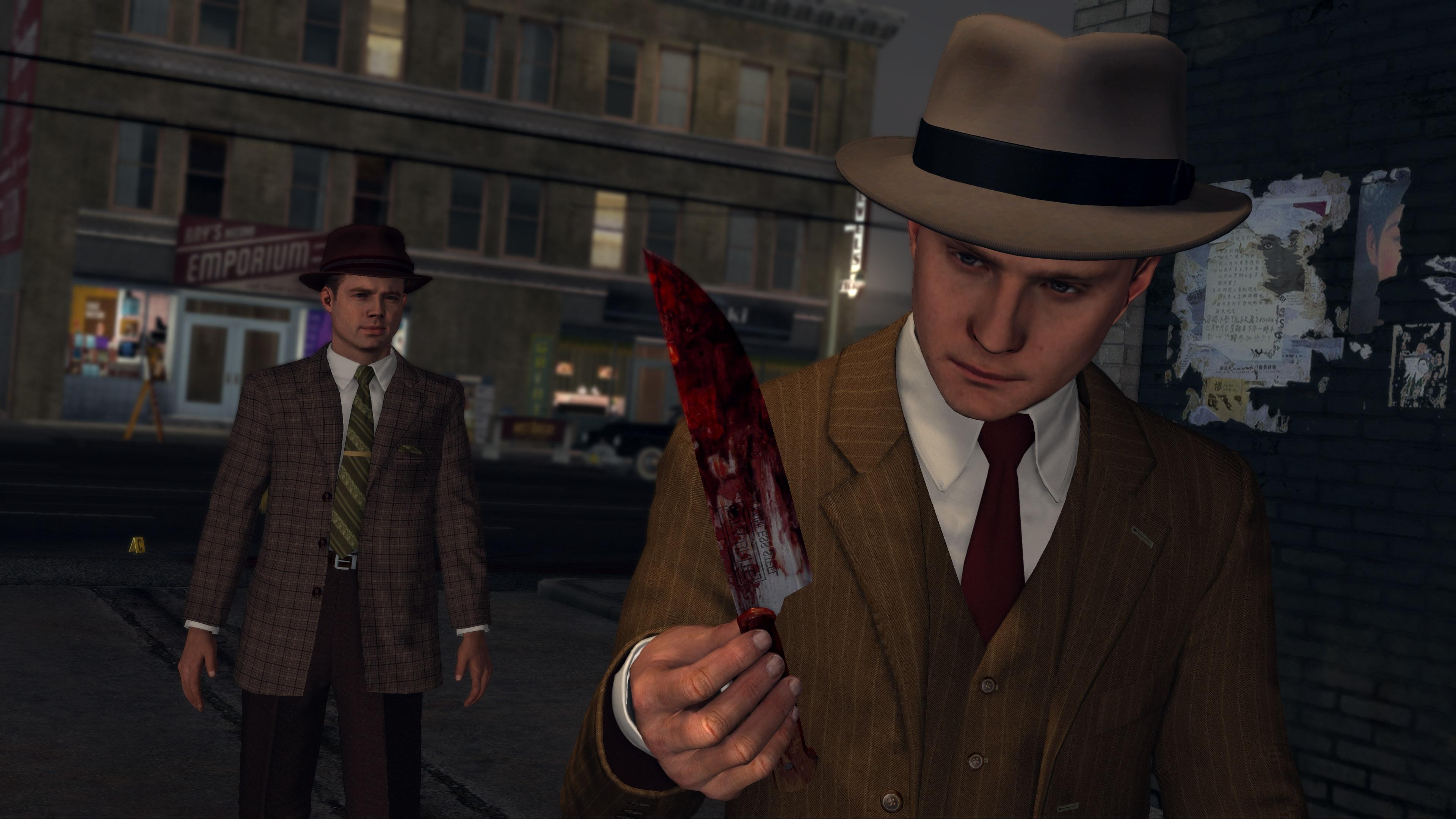 L.A. Noire: Xbox One