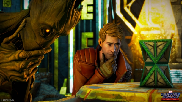 Marvel's Guardians of the Galaxy: The Telltale Series Episode III