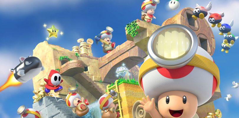 Captain Toad: Treasure Tracker komt naar Switch en 3DS