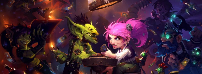 Trailer voor Hearthstone: Kobolds & Catacombs