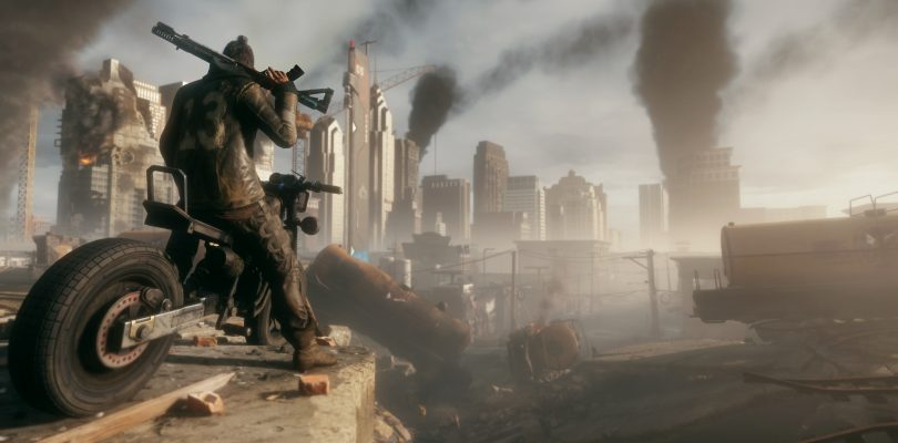 Homefront: The Revolution krijgt vandaag Xbox One X update