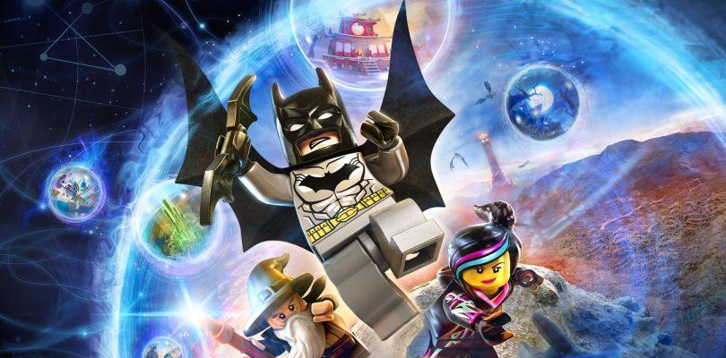 The Goonies, Harry Potter en LEGO City naar LEGO Dimensions