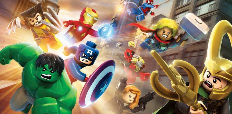 Ik speel nog steeds… LEGO Marvel's Avengers!