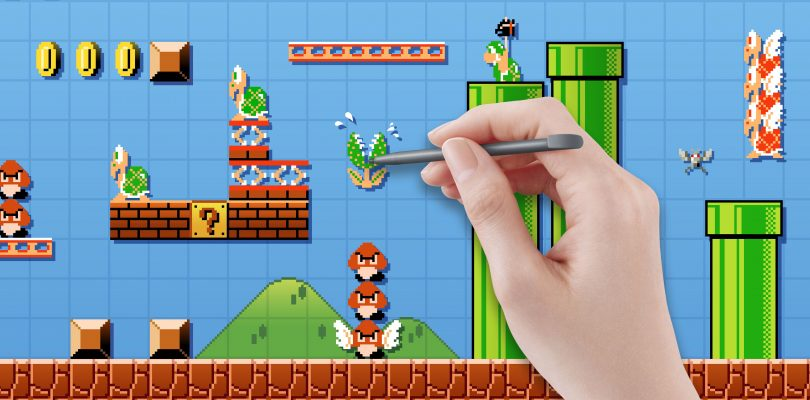 Super Mario Maker 2 op Switch release 28 juni