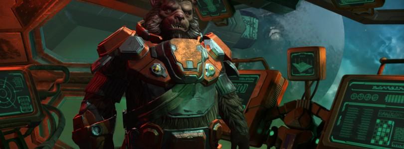 Revenge of Antares vergroot het Master of Orion universum