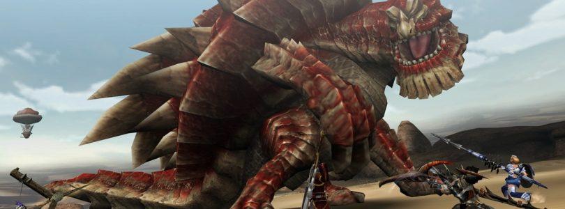 Monster Hunter XX komt naar Nintendo Switch