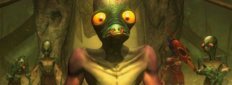 Oddworld: Soulstorm Train teaser