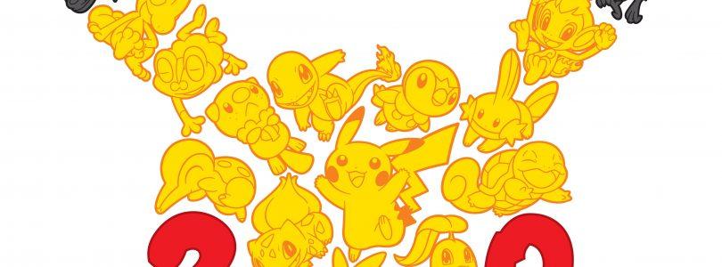 Nintendo viert 20e verjaardag Pokémon