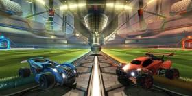 Rocket League cross-play op PS4