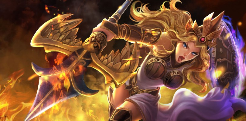 SMITE krijgt morgen volledige release op PS4