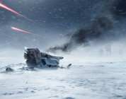 Zie Star Wars Battlefront's Fighter Squadron in actie