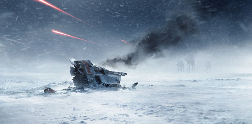 EA toont teaser 'Fighter Squadron' voor Star Wars: Battlefront
