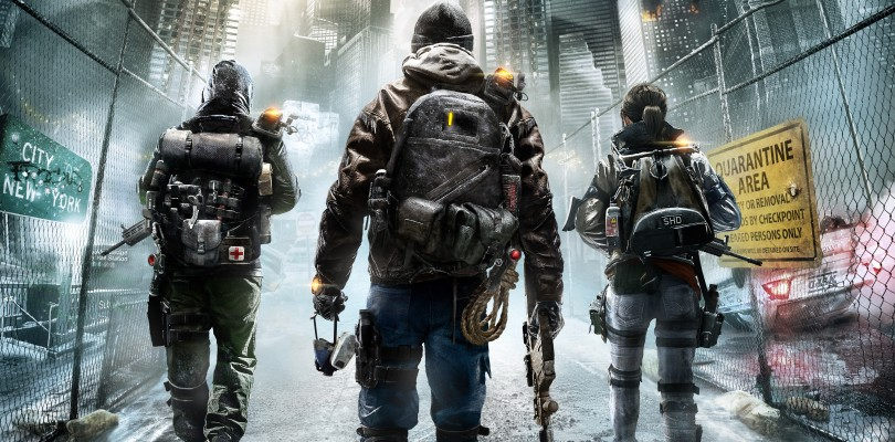 The Division beta start 28 januari