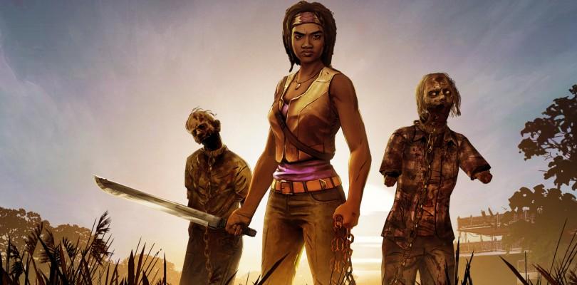 Telltale brengt een serie rondom Michonne uit The Walking Dead
