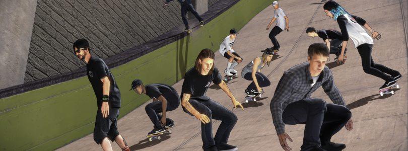 Tony Hawk's Pro Skater 1 en 2 remake
