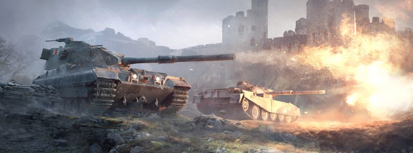 The Offspring treden in World of Tanks op